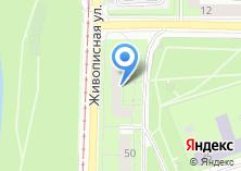Компания «КомпРемонтСервис» на карте
