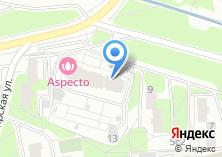 Компания «МАРС-1» на карте