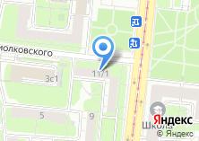 Компания «МАГАЗИН РАЗЛИВНОГО ПИВА И НАПИТКОВ» на карте