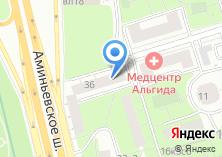 Компания «Государственная автошкола при Академии президента РФ» на карте