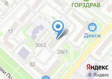 Компания «Адвокатское бюро №1» на карте