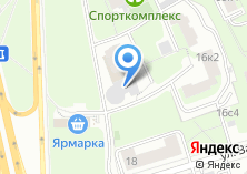 Компания «Отдел регистрации прав на недвижимость по Западному Административному Округу г. Москвы» на карте