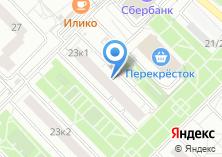 Компания «Чернецкий Горохова и партнеры» на карте