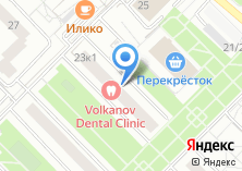 Компания «Счастливчик» на карте