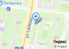 Компания «Одежда Секонд-хенд» на карте