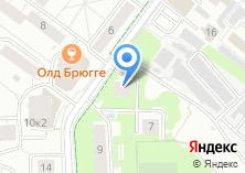 Компания «Юкон-99» на карте