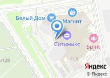 Компания «Магазин систем вентиляции» на карте
