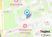 Компания «АМД Лаборатория» на карте