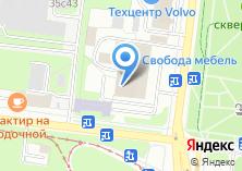 Компания «Рецепт Сна» на карте