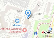 Компания «Веленг» на карте