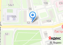 Компания «888 ru» на карте
