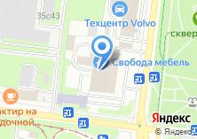 Компания «Салон штор мариэль» на карте