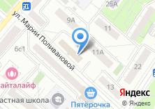 Компания «ДКиК» на карте