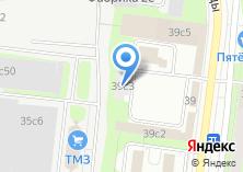 Компания «Молния-Сервис» на карте