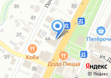 Компания «Chehov-style» на карте