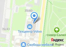 Компания «Тестприбор» на карте