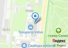 Компания «Турбочип» на карте