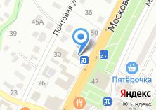 Компания «Мосэнергосбыт-Чехов» на карте