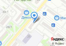 Компания «Литературное кафе» на карте