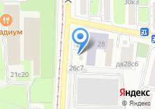 Компания «Храм-часовня Георгия Победоносца» на карте