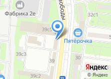 Компания «Профтехнология» на карте