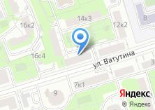 Компания «ОДС Инженерная служба района Фили-Давыдково» на карте