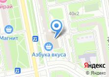 Компания «Мед-магазин» на карте