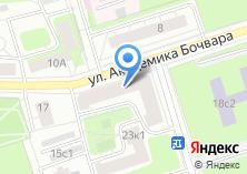 Компания «Курчатовский» на карте