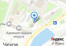 Компания «Управление Пенсионного фонда РФ №33 по г. Москве и Московской области» на карте