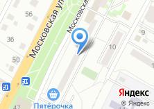 Компания «Почтовое отделение №142306» на карте