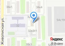 Компания «Межрегиональное объединение организаций специального строительства» на карте