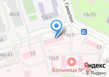 Компания «ADM clinic» на карте