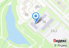 Компания «Средняя общеобразовательная школа №843» на карте