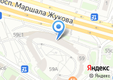 Компания «Этажерка» на карте