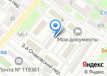 Компания «РусисласЪ» на карте