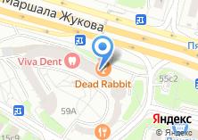 Компания «Вкусные кухни» на карте