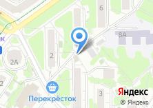 Компания «Магазин фруктов и овощей на ул. Кудрявцева» на карте
