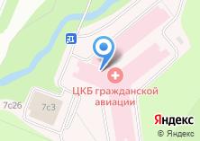 Компания «Клиника доктора Александрова» на карте