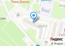 Компания «КАРАМЫШЕВСКАЯ Д.62» на карте