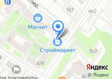 Компания «Окунёк» на карте