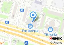 Компания «Артэкс-связь» на карте