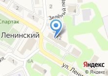 Компания «Администрация муниципального образования Ленинского района» на карте