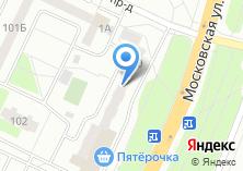 Компания «Kalinka» на карте