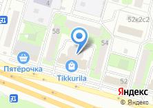 Компания «Декор Престиж» на карте