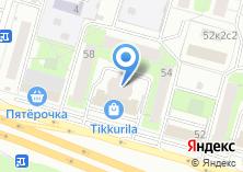 Компания «Искусственный Камень» на карте