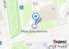 Компания «Продуктовый магазин на Кременчугской» на карте