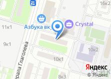 Компания «Квадрант» на карте