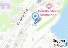 Компания «Правый берег жилой комплекс» на карте