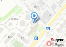 Компания «ФТС-сервис» на карте
