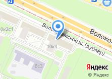 Компания «Mebelsoskidkoy» на карте